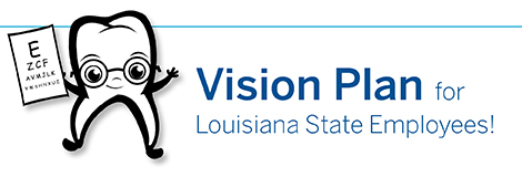 Vision Plan for Louisiana State Employees